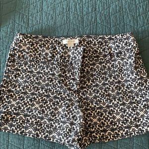 WHBM Cotton Stretch Shorts
